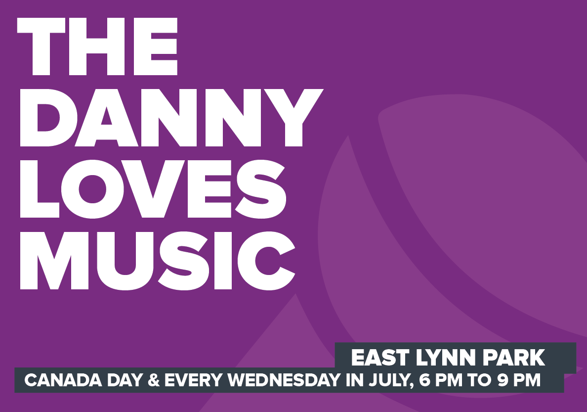 The Danny Loves Music Series 2017