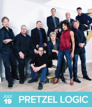 Main Act - Pretzel Logic- The Danny Loves Music Series - July 19, 2017 - East Lynn Park - 1949 Danforth Ave